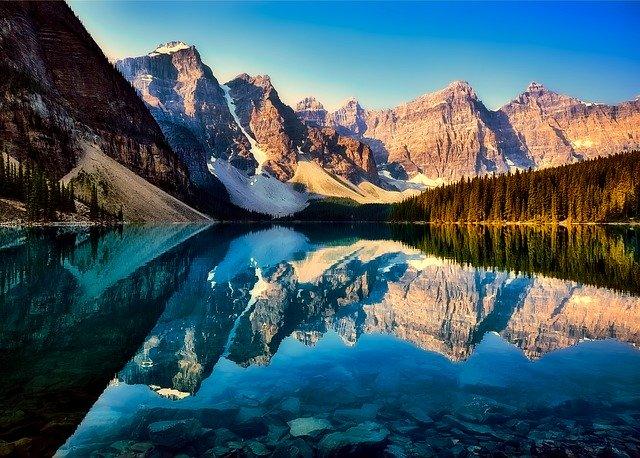 カナダ 大自然